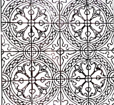 100+ Gambar Ragam Hias Geometris Kekinian