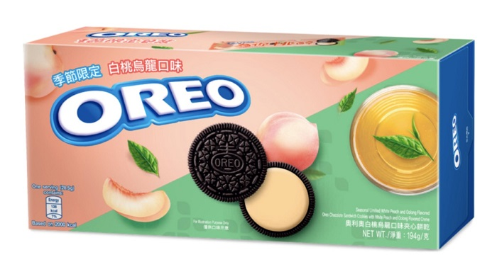 Oreo's Sakura Matcha & Peach Oolong Flavours [Where To Buy?]
