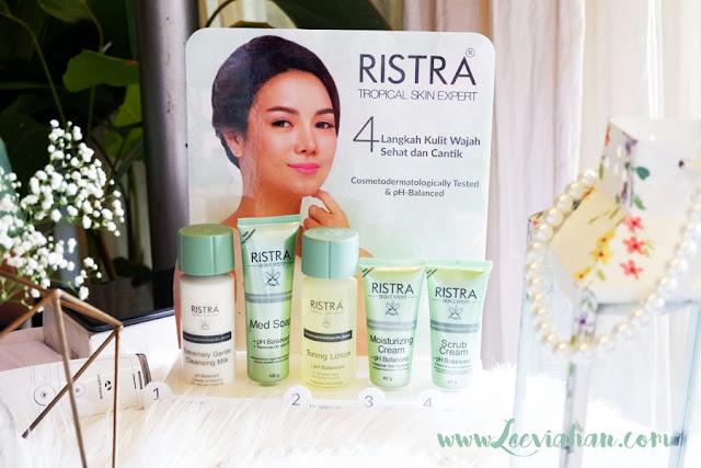Ristra, Ristra Indonesia, Ristra kosmetik, Ristra Tropical Skin Expert, skincare, Skincare Lokal, Leeviahan