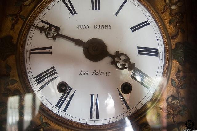 Antique Grandfather Clock Parts