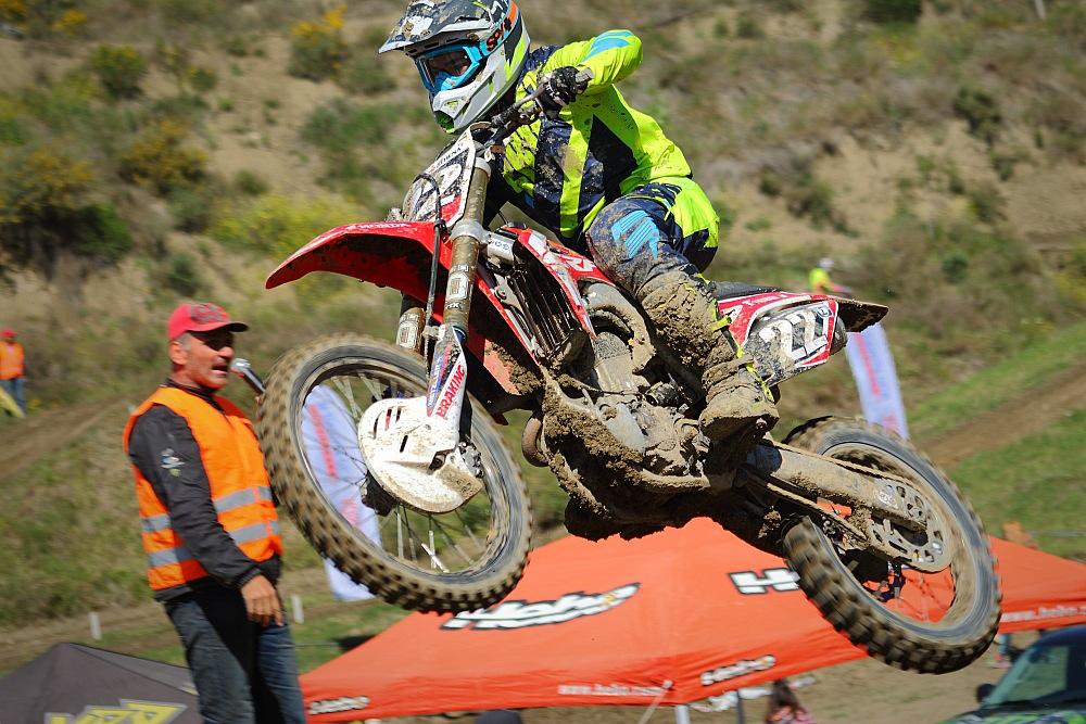 Διπλή νίκη της Honda στον τρίτο αγώνα του Πανελληνίου Πρωταθλήματος Motocross στο Άργος