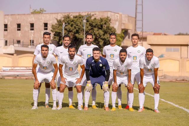 بثمانية أهداف البنك الأهلي يفوز علي ابوحماد وديا