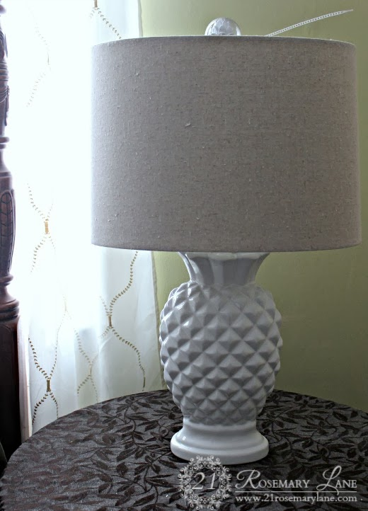 21 Rosemary Lane New Bedroom Lamps From Quot Home Goods Quot