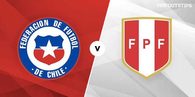 موعد مباراة تشيلي وبيرو اليوم الخميس 04 / 07 / 2019 في نصف نهائي كوبا أمريكا 2019