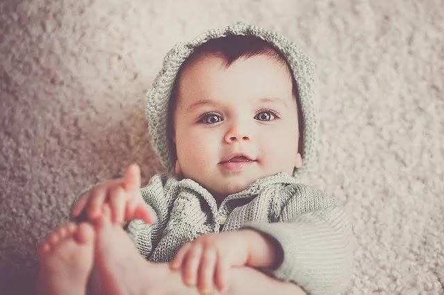 attitude baby boy image