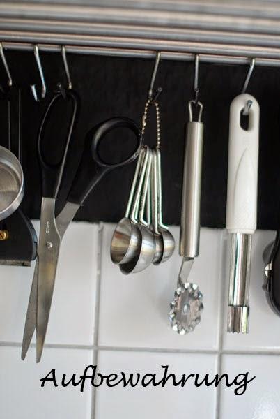 Küche organisieren