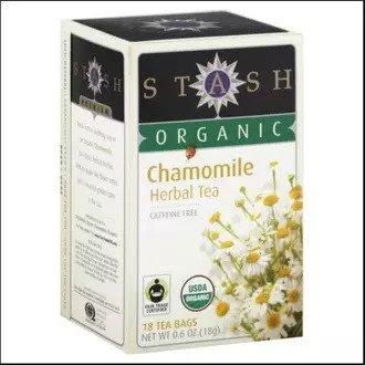 Teh tanpa kafein Stash Teh Herbal Chamomile Organik
