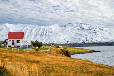 L'île de Hrísey