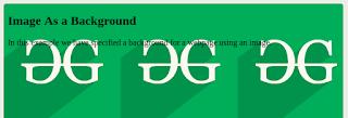 penggunaan gambar atau image sebagai background pada laman html