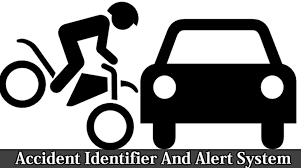 Accident Identification and alerting project