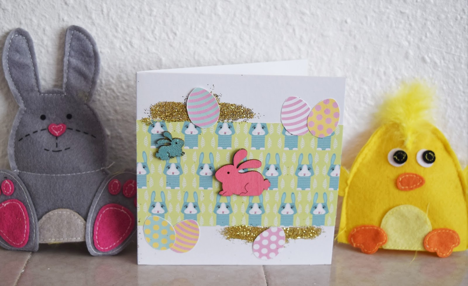 DIY EASTER CARDS A Life With Frills – Make Your Own Easter Cards