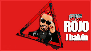 Rojo By J Balvin - Lyrics