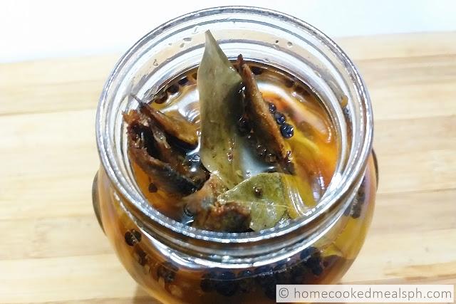tuyo, spicy tuyo sardines, fish recipes, recipes, breakfast,