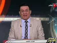 برنامج مساء الأنوار8/3/2017 مدحت شلبى و أحمد سمير لاعب المصرى