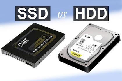 Perbedaan HDD IDE, ATA, SATA & SSD yang perlu diketahui