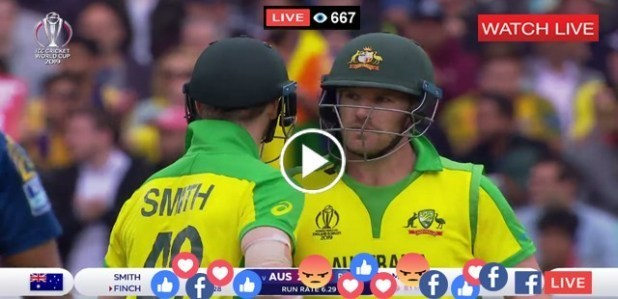 Australia vs England, ICC CWC 2nd Semi-Final Live Match Cricket Score 2019
