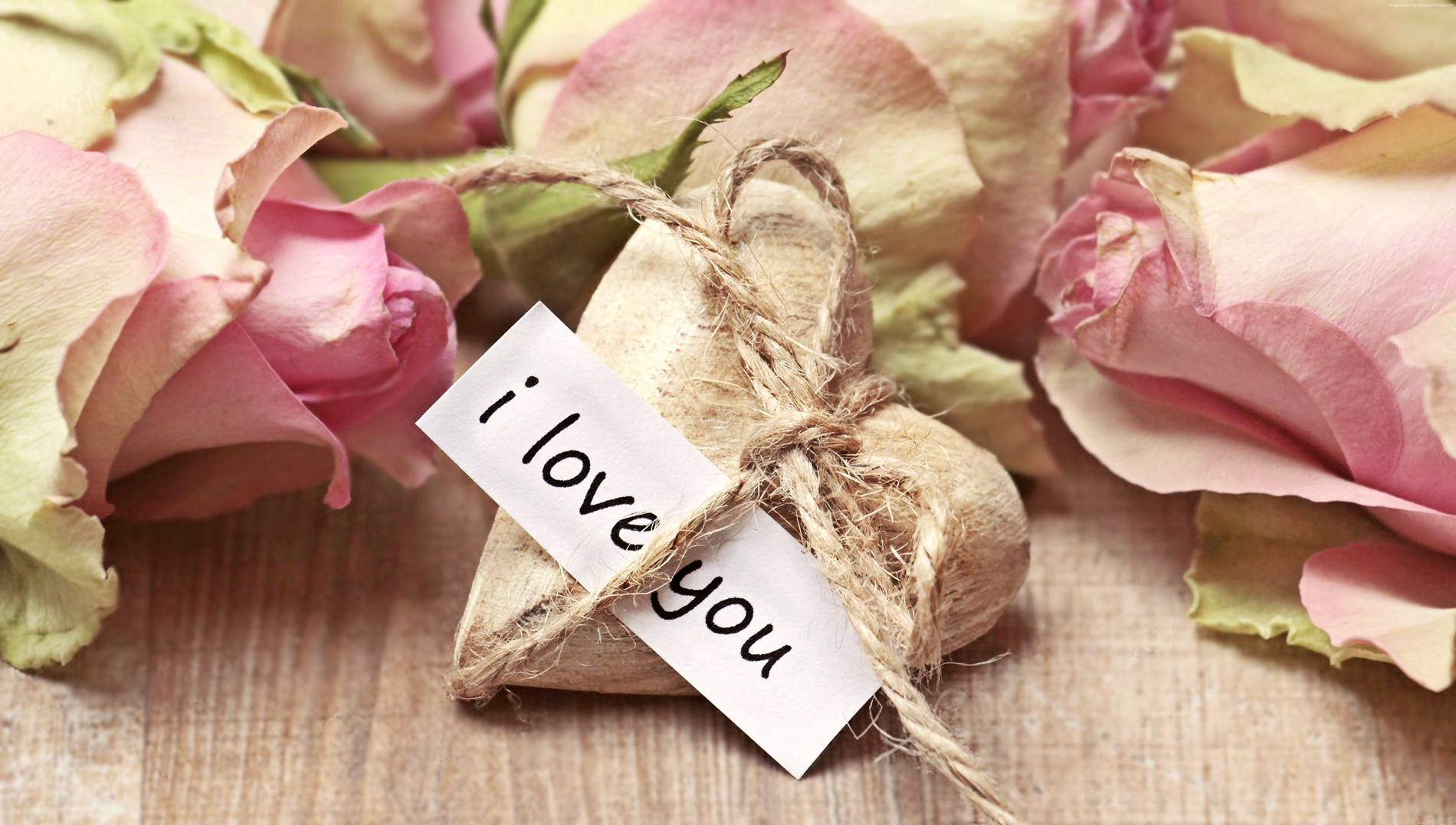 I Love You Wallpapers And Background Images in 4k Full HD