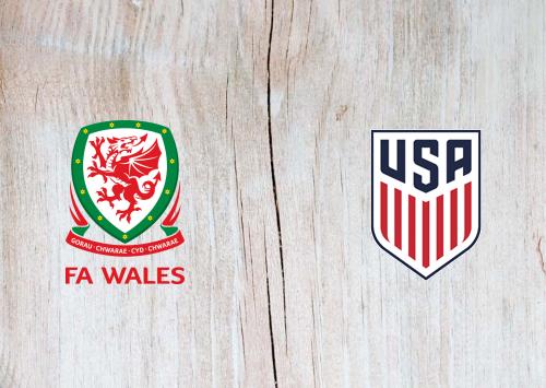 Wales vs United States -Highlights 12 November 2020