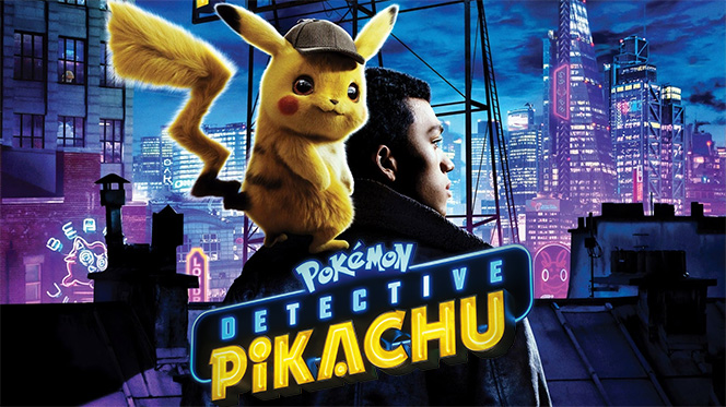 Pokémon: Detective Pikachu (2019) BDRip Full HD 1080p Latino-Ingles