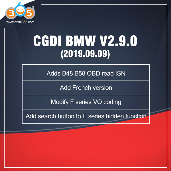 BMW Software Update >> Cgdi Prog Programmer Cgdi Mb Cg100 Cgdi Bmw Cg Pro Etc
