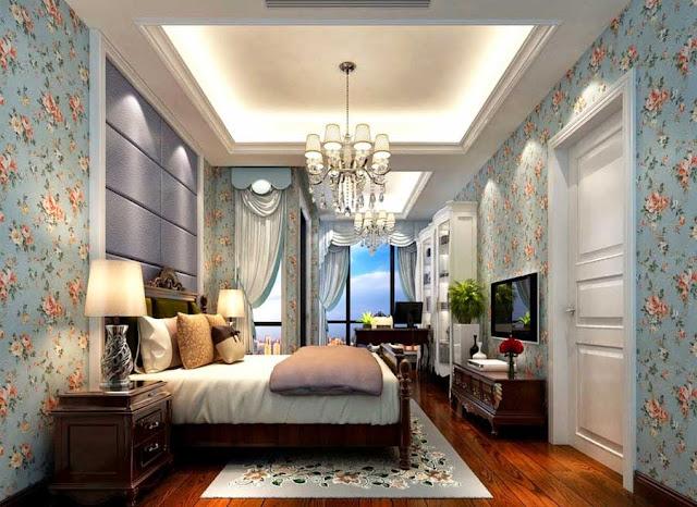 beste 11 fantastische tapeten f r ein individuelles. Black Bedroom Furniture Sets. Home Design Ideas