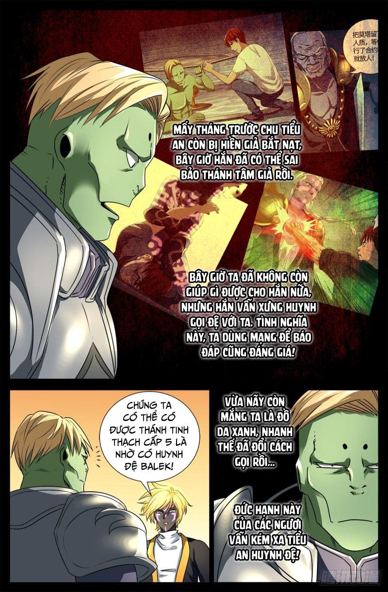Huyết Ma Nhân chap 675 - Trang 5