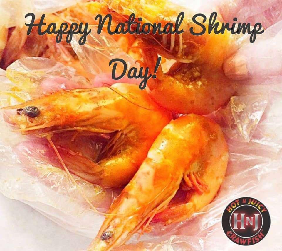 National Shrimp Day Wishes