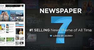 Newspaper is modern, flexible and customisable WordPress theme