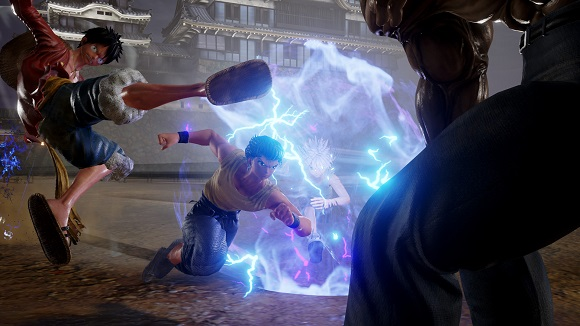 DirectX compatible soundcard or onboard chipset Download JUMP FORCE for free