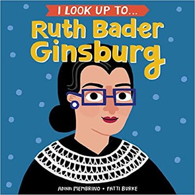 I Look Up To... Ruth Bader Ginsburg by Anna Membrino