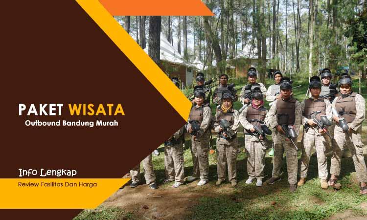 Paket Wisata Outbound Bandung Murah
