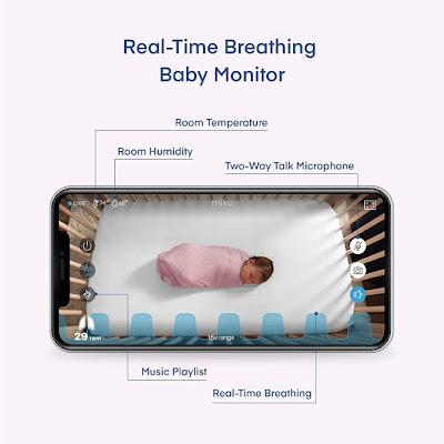 Miku Smart Baby Monitor best