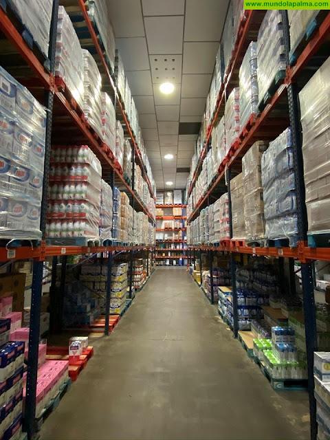 Spar La Palma traslada un mensaje de tranquilidad a la población sobre el abastecimiento de sus supermercados