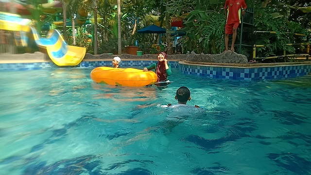 Transera Waterpark - Cango Slide