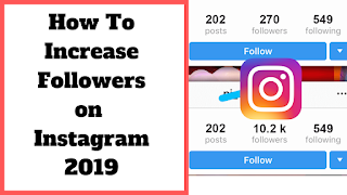 How To Increase Followers On Instagram | how to get followers on instagram fast | get real instagram followers