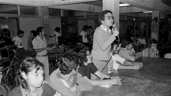1978: Asesinan a Oliverio Castañeda de León - Pueblo e