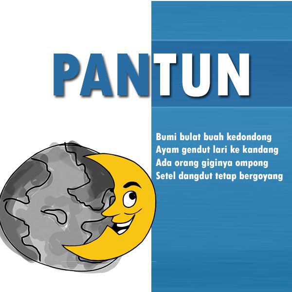 Puisi Rakyat Pantun Rumpunsastra