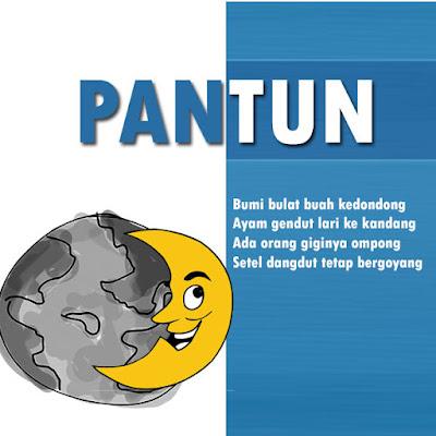 Puisi Rakyat Pantun | rumpunsastra
