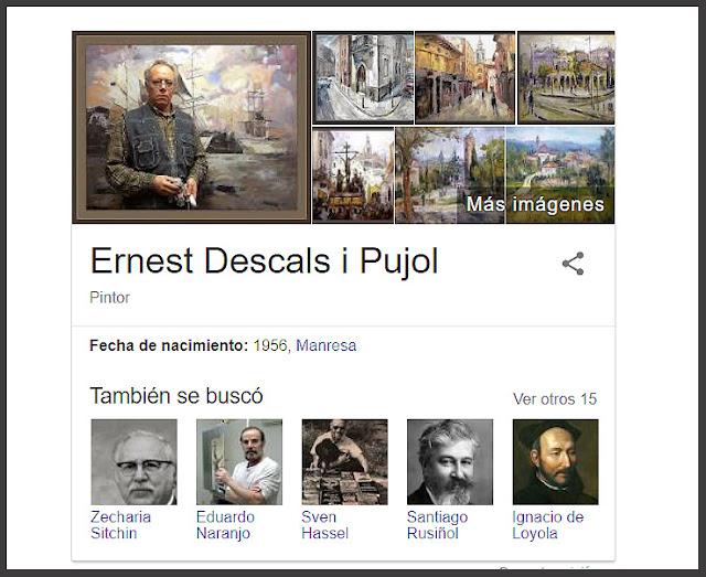 ERNEST DESCALS-ARTISTA-PINTOR-GOOGLE-BUSQUEDAS-BUSCAR-ARTE-PINTURA-ARTISTAS-PERSONAJES
