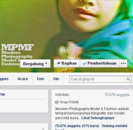 indonesian Moslem Photography Model & Fashion (MPMF)