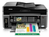 Epson WorkForce 615 driver download for Windows, Mac, Linux