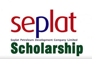 how to apply seplat joint venture undergraduate scholarship