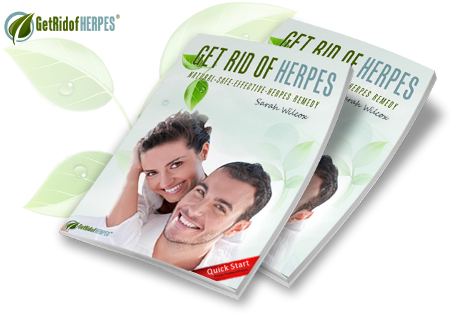 Get Rid Of Herpes The correct way
