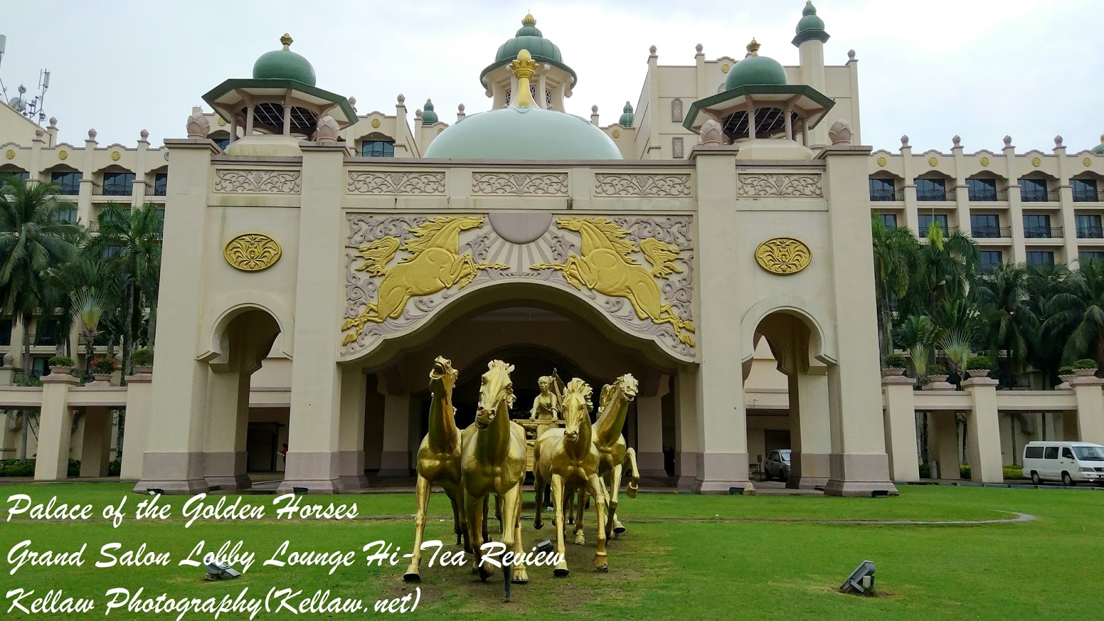 Heavenly high tea palace of the golden horses review - Palace of the golden horses swimming pool ...