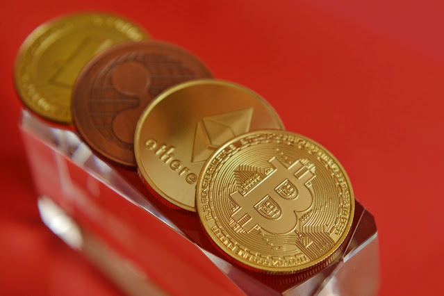 you have procured your first bitcoin!