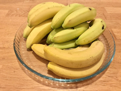 French Village Lockdown Diaries superfoods bananas