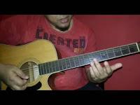 Belajar Kunci Gitar D Mayor, Cara Mudah, Cepat & Benar, Latihan Gitar Dasar