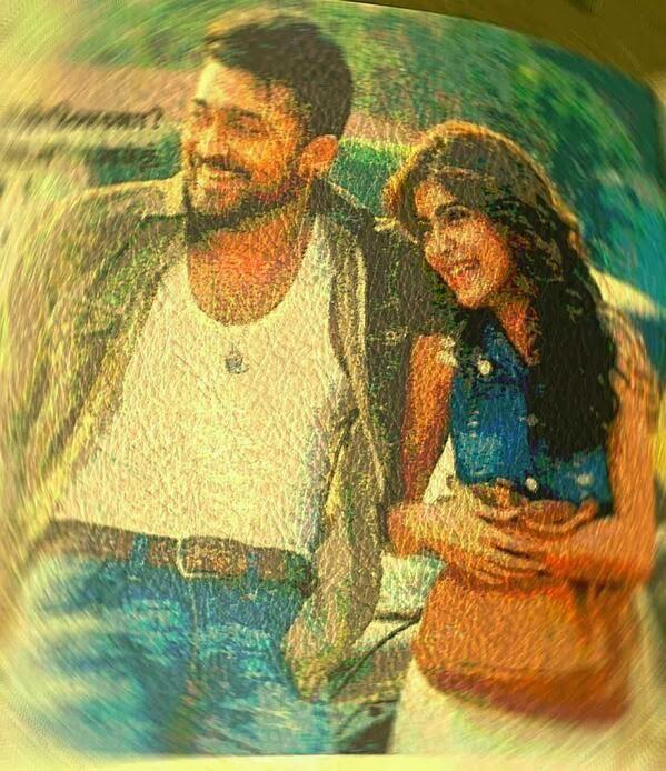 Samantha-Surya Anjaam Movie Latest Stills