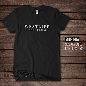 KAOS BAND WESTLIFE ALBUM SPECTRUM (KB382)