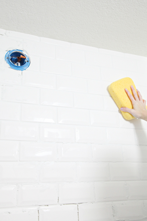 Iheart Organizing Tile Backsplash Installation Tips Tricks